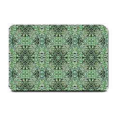 Seamless Abstraction Wallpaper Digital Computer Graphic Small Doormat