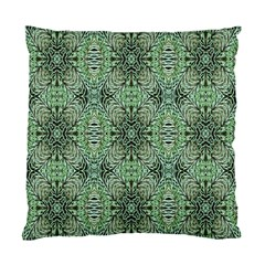 Seamless Abstraction Wallpaper Digital Computer Graphic Standard Cushion Case (one Side)