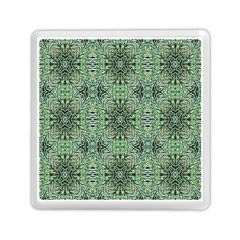 Seamless Abstraction Wallpaper Digital Computer Graphic Memory Card Reader (Square)