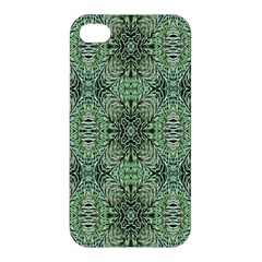 Seamless Abstraction Wallpaper Digital Computer Graphic Apple Iphone 4/4s Premium Hardshell Case