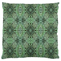 Seamless Abstraction Wallpaper Digital Computer Graphic Large Cushion Case (One Side)