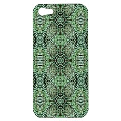 Seamless Abstraction Wallpaper Digital Computer Graphic Apple Iphone 5 Hardshell Case