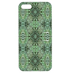 Seamless Abstraction Wallpaper Digital Computer Graphic Apple iPhone 5 Hardshell Case with Stand