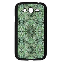 Seamless Abstraction Wallpaper Digital Computer Graphic Samsung Galaxy Grand Duos I9082 Case (black)