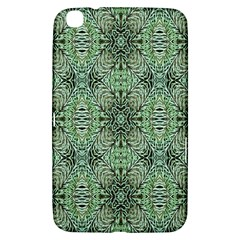 Seamless Abstraction Wallpaper Digital Computer Graphic Samsung Galaxy Tab 3 (8 ) T3100 Hardshell Case