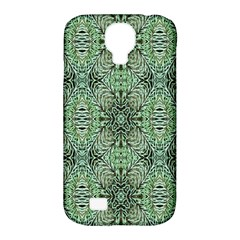 Seamless Abstraction Wallpaper Digital Computer Graphic Samsung Galaxy S4 Classic Hardshell Case (pc+silicone)