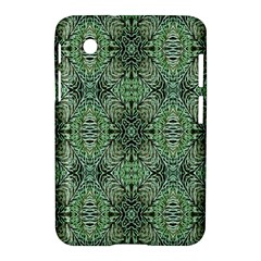 Seamless Abstraction Wallpaper Digital Computer Graphic Samsung Galaxy Tab 2 (7 ) P3100 Hardshell Case