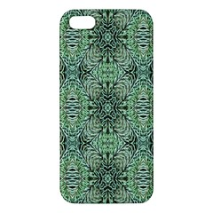 Seamless Abstraction Wallpaper Digital Computer Graphic iPhone 5S/ SE Premium Hardshell Case