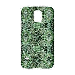 Seamless Abstraction Wallpaper Digital Computer Graphic Samsung Galaxy S5 Hardshell Case