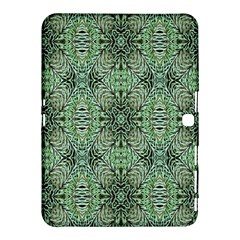Seamless Abstraction Wallpaper Digital Computer Graphic Samsung Galaxy Tab 4 (10.1 ) Hardshell Case