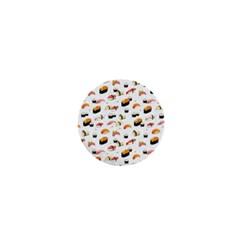 Sushi Lover 1  Mini Magnets