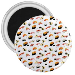 Sushi Lover 3  Magnets