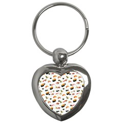 Sushi Lover Key Chains (Heart)