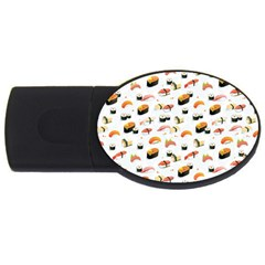 Sushi Lover Usb Flash Drive Oval (4 Gb)