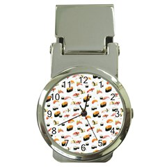 Sushi Lover Money Clip Watches