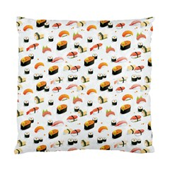 Sushi Lover Standard Cushion Case (two Sides)