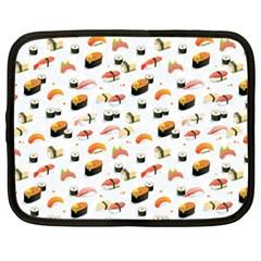 Sushi Lover Netbook Case (XXL)