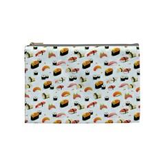Sushi Lover Cosmetic Bag (Medium)