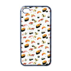 Sushi Lover Apple Iphone 4 Case (black)