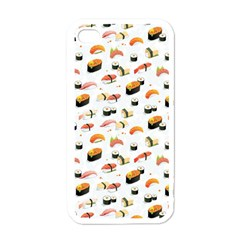 Sushi Lover Apple iPhone 4 Case (White)