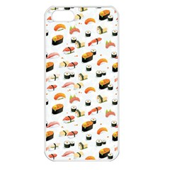 Sushi Lover Apple Iphone 5 Seamless Case (white)