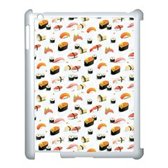Sushi Lover Apple iPad 3/4 Case (White)