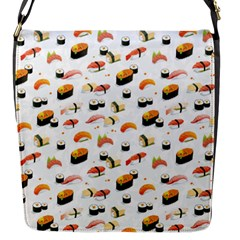 Sushi Lover Flap Messenger Bag (s)