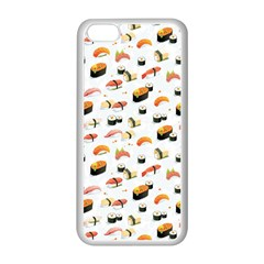 Sushi Lover Apple iPhone 5C Seamless Case (White)