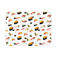 Sushi Lover Double Sided Flano Blanket (mini)