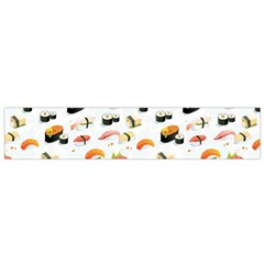 Sushi Lover Flano Scarf (Small)