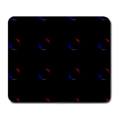 Tranquil Abstract Pattern Large Mousepads