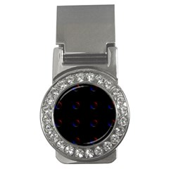 Tranquil Abstract Pattern Money Clips (CZ)