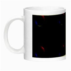 Tranquil Abstract Pattern Night Luminous Mugs