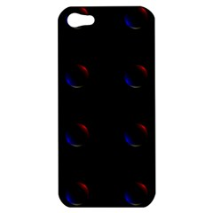 Tranquil Abstract Pattern Apple iPhone 5 Hardshell Case