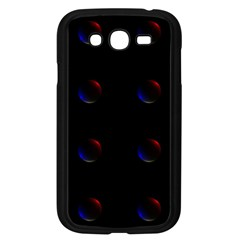 Tranquil Abstract Pattern Samsung Galaxy Grand Duos I9082 Case (black)