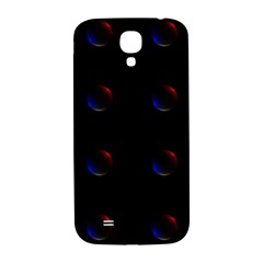 Tranquil Abstract Pattern Samsung Galaxy S4 I9500/i9505  Hardshell Back Case