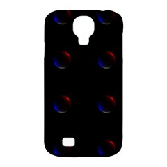 Tranquil Abstract Pattern Samsung Galaxy S4 Classic Hardshell Case (pc+silicone)