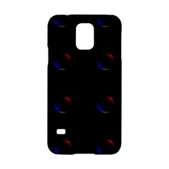 Tranquil Abstract Pattern Samsung Galaxy S5 Hardshell Case