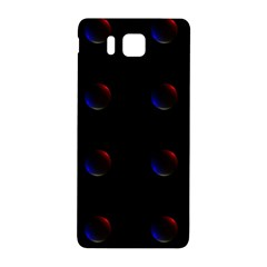 Tranquil Abstract Pattern Samsung Galaxy Alpha Hardshell Back Case