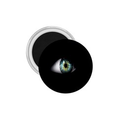 Eye On The Black Background 1 75  Magnets