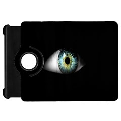 Eye On The Black Background Kindle Fire HD 7