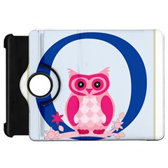 Alphabet Letter O With Owl Illustration Ideal For Teaching Kids Kindle Fire HD 7