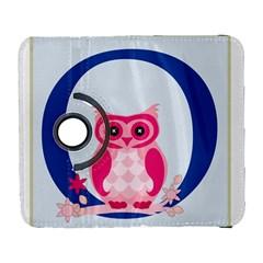 Alphabet Letter O With Owl Illustration Ideal For Teaching Kids Galaxy S3 (Flip/Folio)