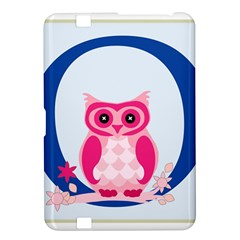 Alphabet Letter O With Owl Illustration Ideal For Teaching Kids Kindle Fire Hd 8 9