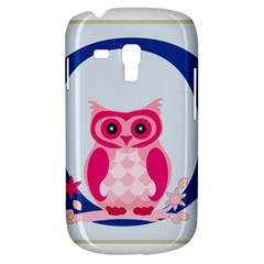 Alphabet Letter O With Owl Illustration Ideal For Teaching Kids Galaxy S3 Mini