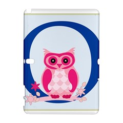 Alphabet Letter O With Owl Illustration Ideal For Teaching Kids Galaxy Note 1