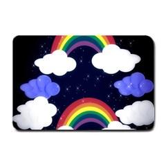 Rainbow Animation Small Doormat