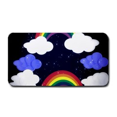 Rainbow Animation Medium Bar Mats