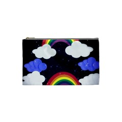 Rainbow Animation Cosmetic Bag (small)