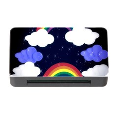 Rainbow Animation Memory Card Reader With Cf